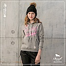 Roush 女生美式經典logo刷毛帽TEE(2色)