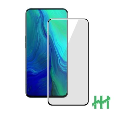 【HH】鋼化玻璃保護貼系列 OPPO Reno 10倍變焦版(6.6吋)(全滿版黑)