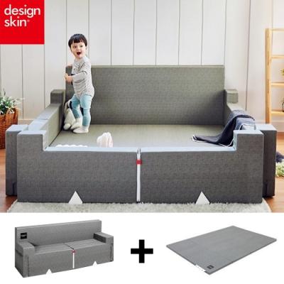 【韓國design skin】城堡圍欄沙發組 caring