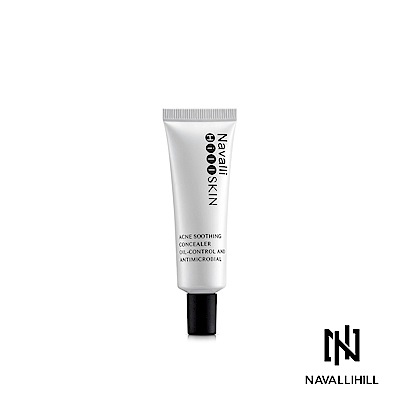 NH專業彩妝 蓋痘淨透遮瑕修護霜(20ml)