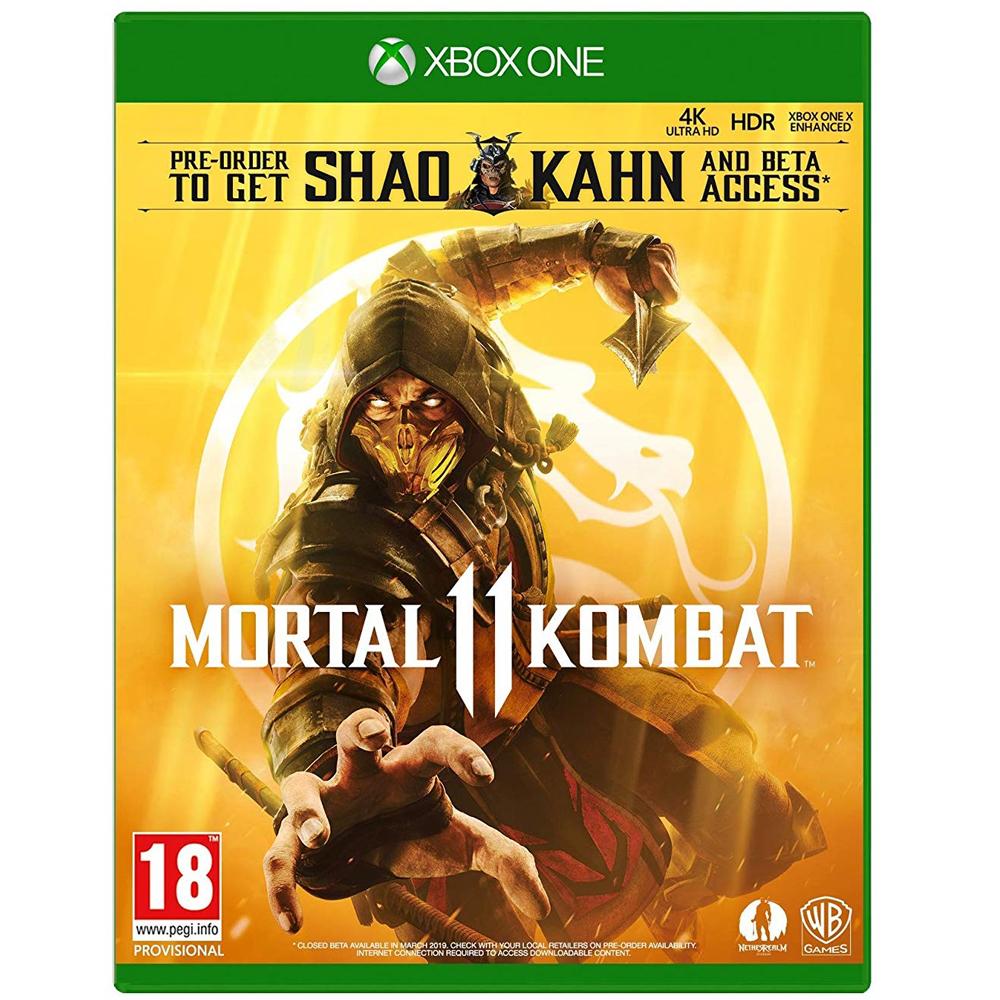 (預購) 真人快打 11 英文版 Xbox One