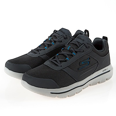 SKECHERS 男健走 GO WALK EVOLUTION-54734CCBL