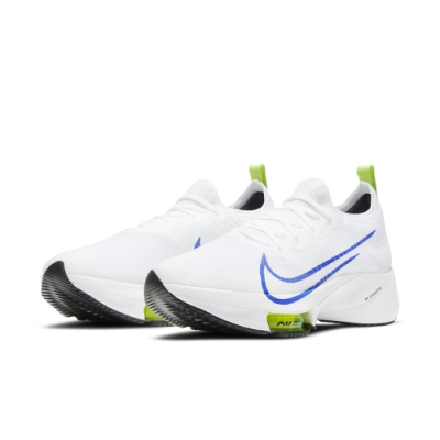 NIKE 慢跑鞋 氣墊 避震 運動鞋 訓練鞋 男鞋 白 CI9923-103 AIR ZOOM TEMPO NEXT% FK