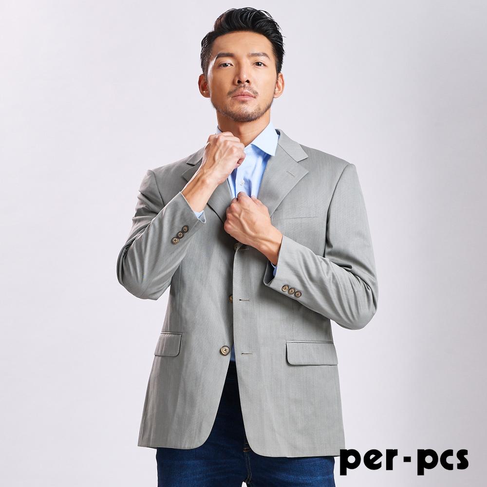 per-pcs 休閒簡約西裝(81508)