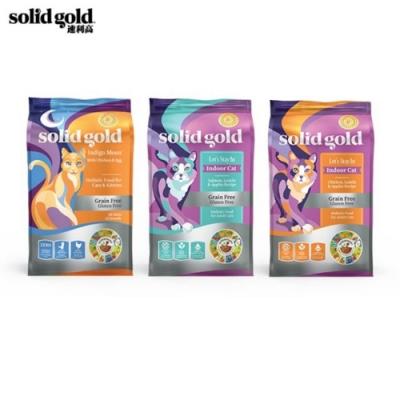 SOLID GOLD 速利高 超級貓糧 12LBS/5.44KG
