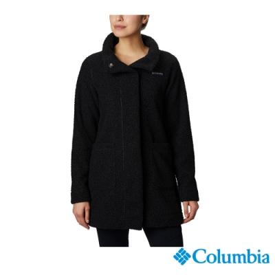 Columbia 哥倫比亞 女款-長版針織外套-2色 UAR13330