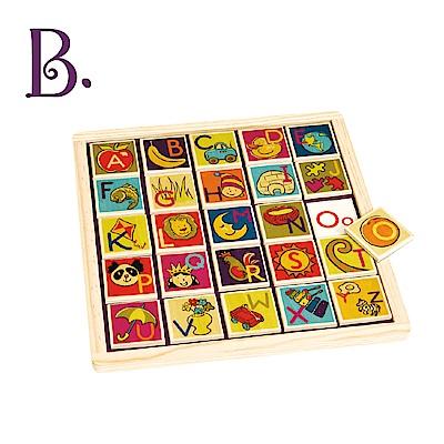 美國【B.Toys】土撥鼠磁鐵板