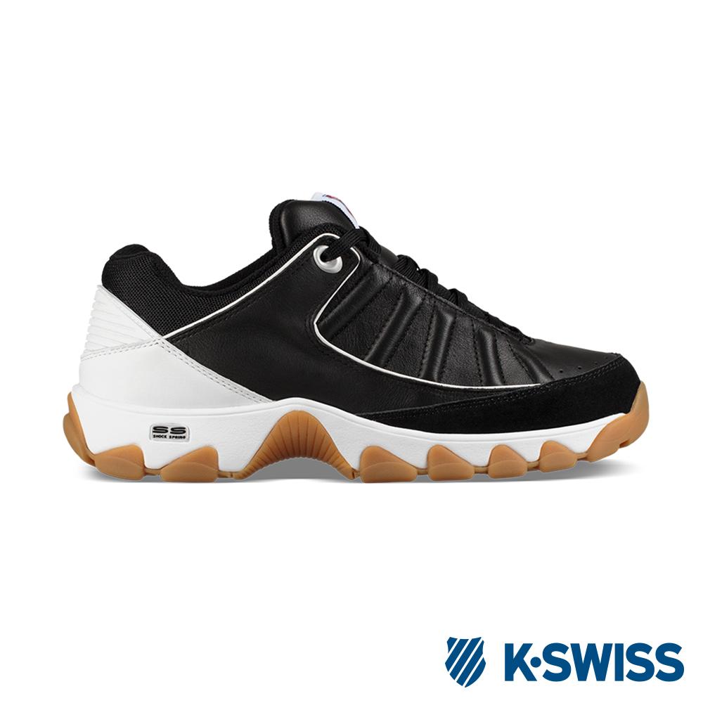 K-SWISS ST529 Heritage老爹鞋-男-黑/白