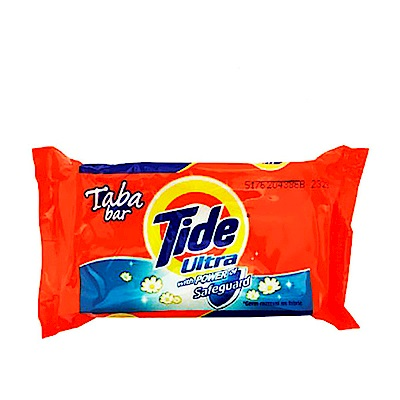 美國Tide 洗衣皂-藍色漂白(130g)