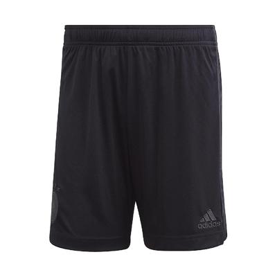 adidas 短褲 Germany Away Shorts 男款 愛迪達 德國國家隊 足球 吸濕排汗 黑 灰 EH6100