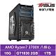 華碩B450平台[南冥雷龍]R7八核GT1030獨顯電玩機 product thumbnail 1