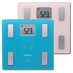 (VIP限定)OMRON歐姆龍體重體脂計HBF-214-藍色/粉色 2色選1 (原價
