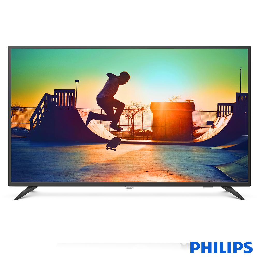 PHILIPS 55型 4K 多媒體液晶顯示器55PUH6193 @ Y!購物