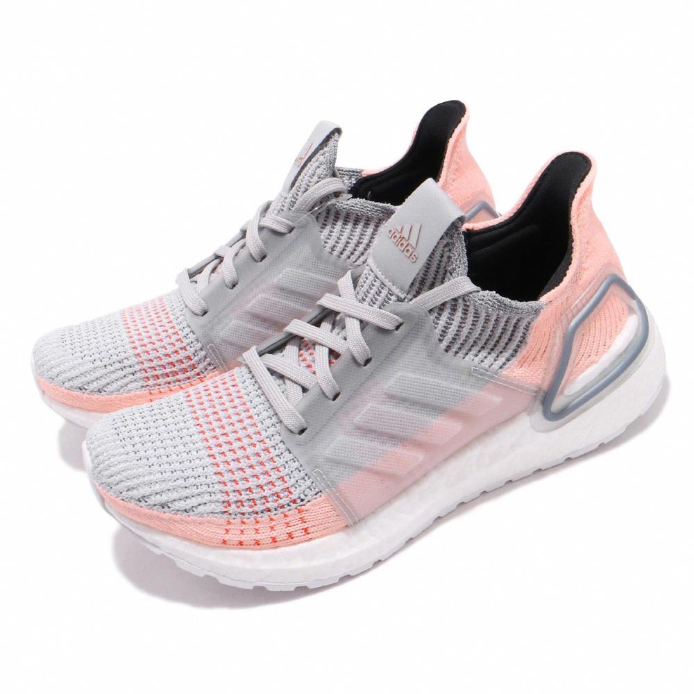 adidas 慢跑鞋 UltraBoost19 襪套 運動 女鞋