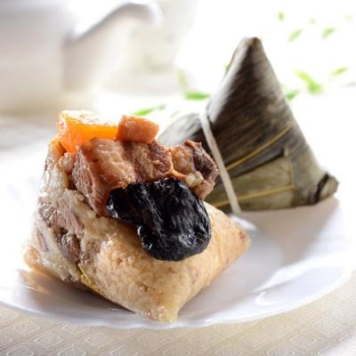 紅豆食府 富貴雙享粽禮盒(200gX4顆)