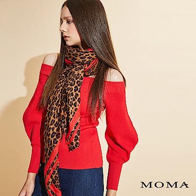 MOMA 平口針織上衣_2色