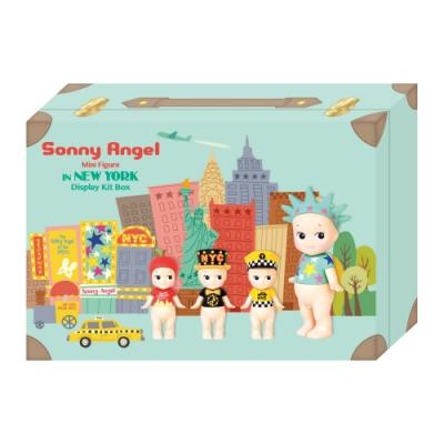 SonnyAngel 2019 旅行系列-紐約限定版禮盒 (4入組)