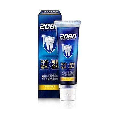 韓國2080 強盾牙齒保健牙膏(潔淨薄荷)金120gX2入