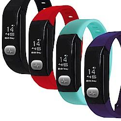 HO12 運動心率健康管理智慧手環