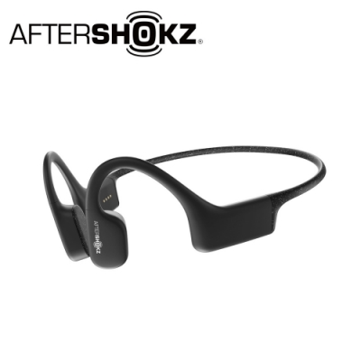 AFTERSHOKZ XTRAINERZ AS700 骨傳導MP3運動耳機(曜石黑)
