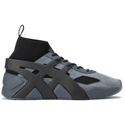 Onitsuka Tiger- BIG LOGO TRAINER 2.0 SOCK 男女休閒鞋 黑 1183B472-020