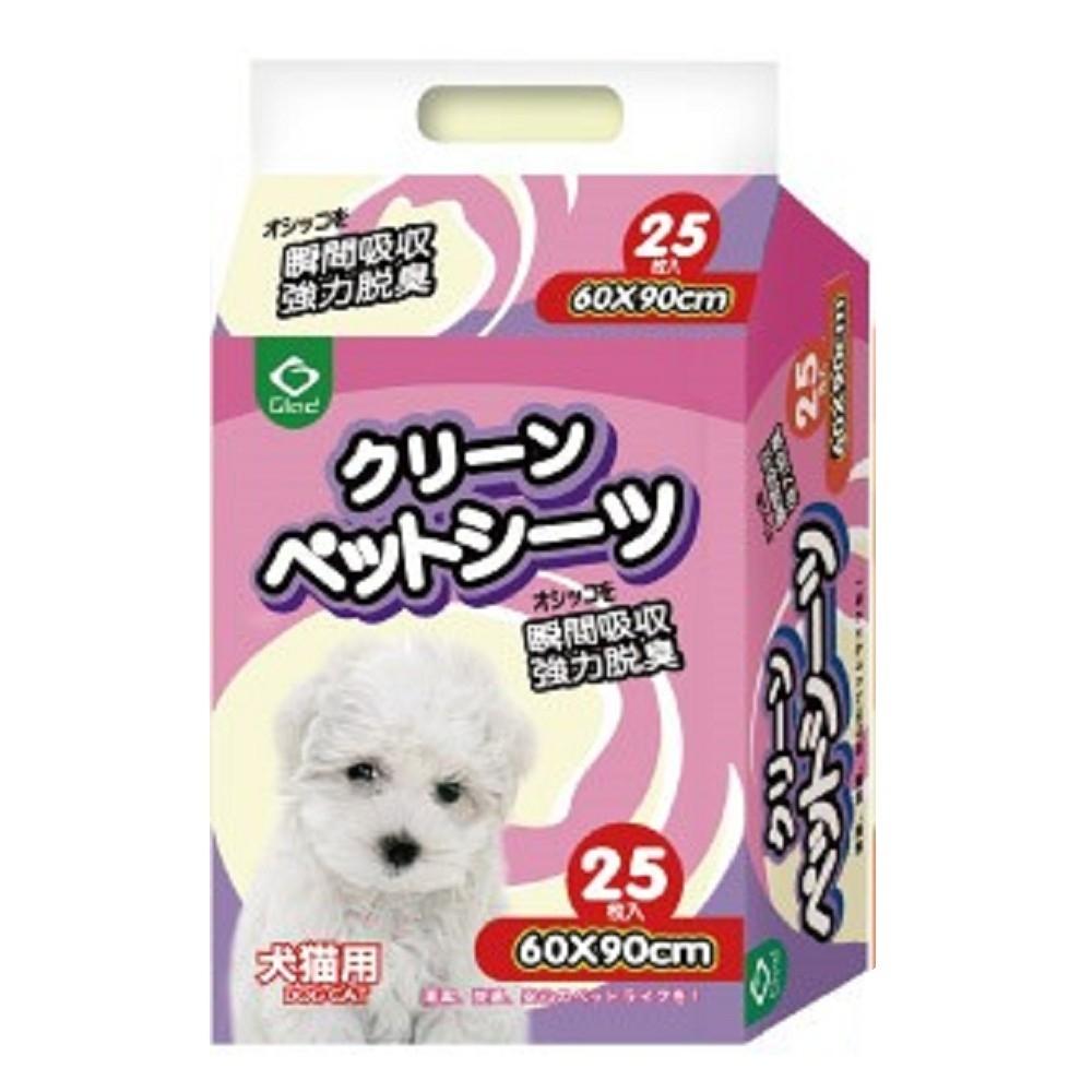 快樂狗 抗菌強力吸收尿布/尿墊【4包組】