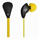 Pioneer通話耳道式扁線耳麥SE-CL70T-Y黃色兩入