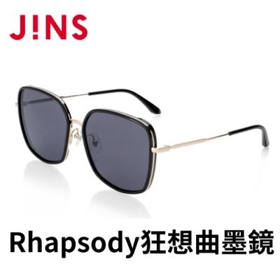 JINS Rhapsody 狂想曲CHARMING SECRET墨鏡(ALRF21S059)黑色