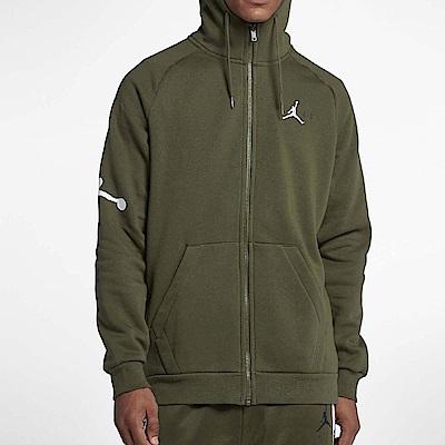Nike 外套 Jumpman Air Fleece Fz 男款