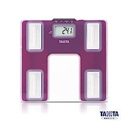 日本 TANITA 超薄強化玻璃體脂計 UM-040 迷情紫(限量版) (快速到貨)