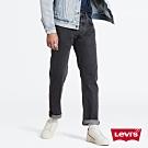 Levis 男款 501 93復刻版排釦直筒牛仔褲 黑灰石洗 彈性布料