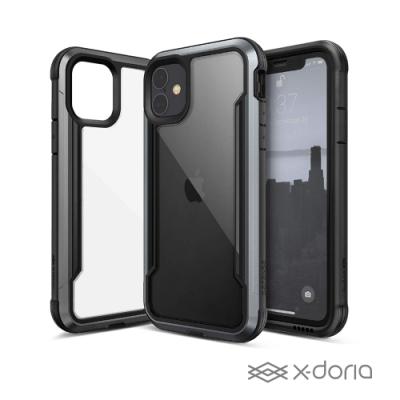 X-Doria iPhone 11 刀鋒極盾鋁合金防摔手機殼 - 4色