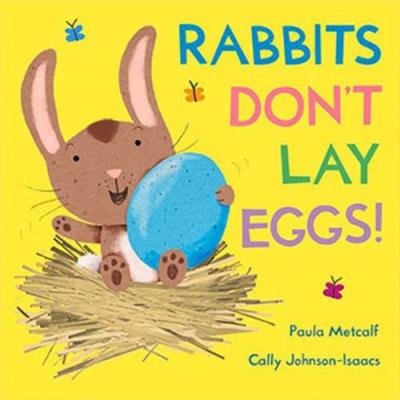 Rabbits Don t Lay Eggs! 到農場工作的兔兔硬頁書