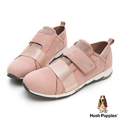 Hush Puppies CESKY 動能健走鞋-粉紅