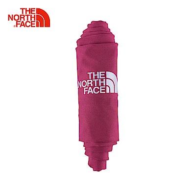 The North Face北面桃紅色舒適防護戶外運動護臂 | CLL23YP