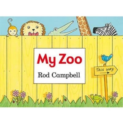 My Zoo 我的動物園造型書