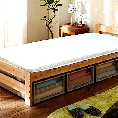 Gloria  日式高支撐複合式記憶床墊 (5cm雙人)