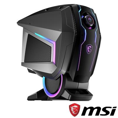 MSI微星 Aegis Ti5 11TJ-222TW 3090獨顯電競桌上型電腦(i9-11900K/128G/3T+2T SSD/RTX3090-24G/W10Pro)