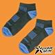 PolarStar 中性排汗踝襪『黑』(2入) P17520 product thumbnail 1