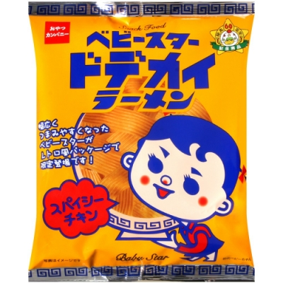 OYATSU 超大點心麵[辣味雞汁風味](68g)