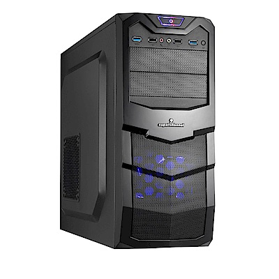 華碩B450平台 [ 北冥血虎]R5四核RTX2060獨顯SSD電玩機