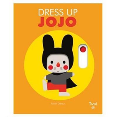 Dress Up Jojo Jojo的服裝秀趣味操作書