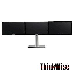 Thinkwise L301 三螢幕支架 桌上型 平臂式
