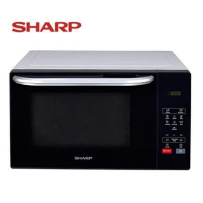SHARP 夏普 25L自動烹調微電腦微波爐 R-T25KS-W-
