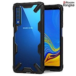 Ringke 三星 Galaxy A7 2018 [Fusion X] 透明背蓋手機殼