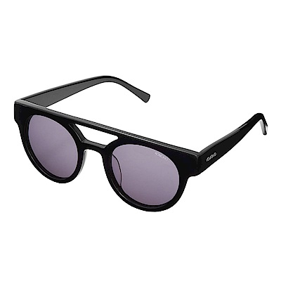 KOMONO CRAFTED工藝款手工太陽眼鏡 Dreyfuss-煙燻黑