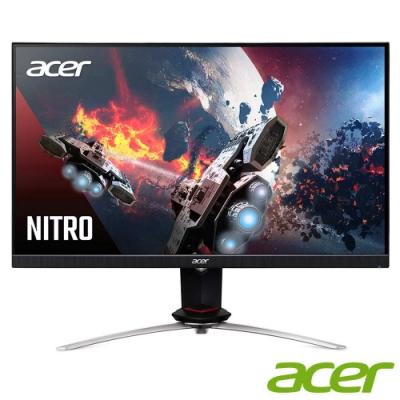 Acer XV273K P 27型IPS 薄邊框4K極速電競電腦螢幕