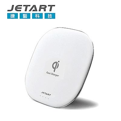 JETART Qi認證高速無線充電器