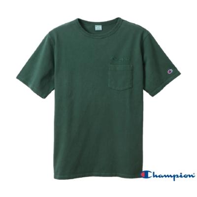 Champion Campus口袋短Tee(綠色)