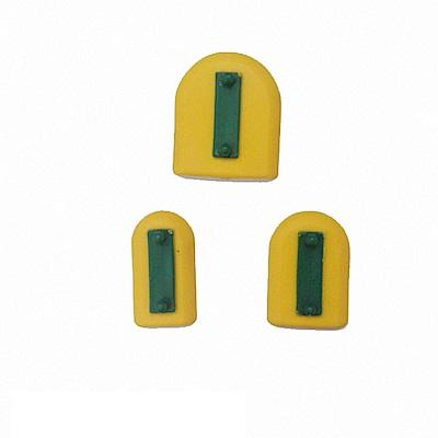 SKC-0100-1 小號 矽利康刮刀/抹刀工具 填縫修補充填用